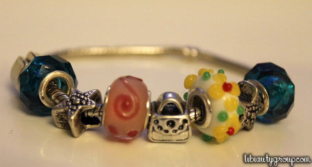 Cutey charm bracelets review giveaway for How much does pandora jewelry pay