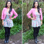 OOTD+H+and+M+Pink+Blazer+1