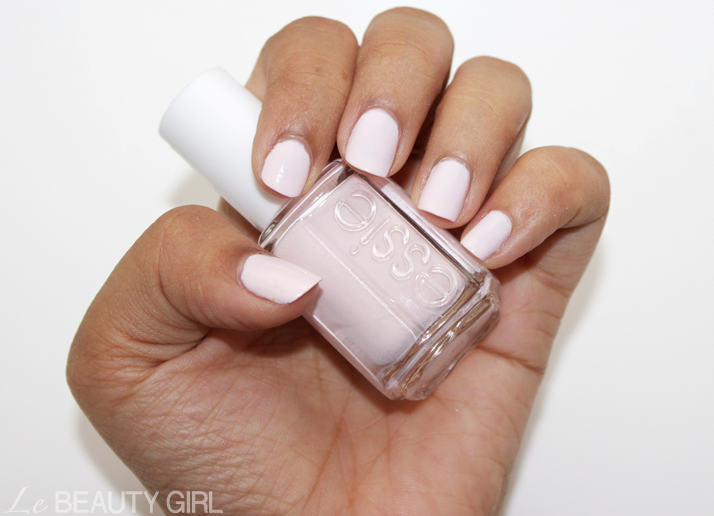 Light Pink Nails And Toes