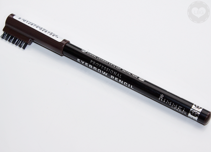Rimmel Professional Eyebrow Pencil Review Swatches Photos