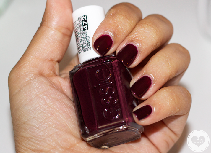 Autumn Nails: Essie Wicked?