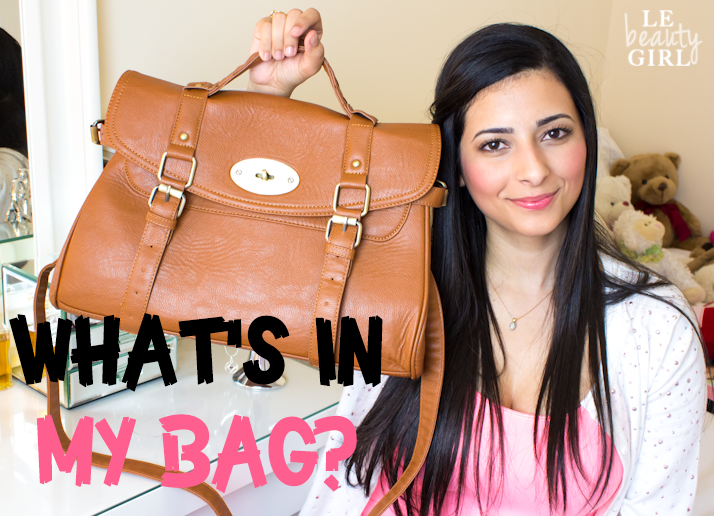 VIDEO: What's In My Bag?