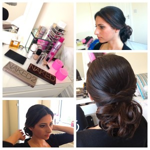 Wedding: Bridal Hair Trial