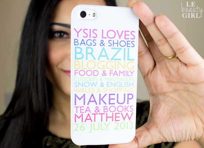 Personalised iPhone Case for Father's Day