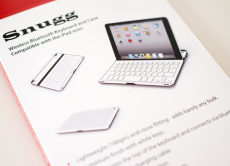 Snugg Keyboard & Case for iPad Mini