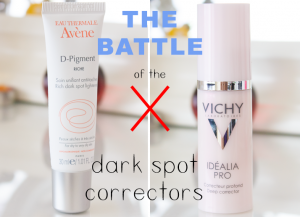 The Battle of the Dark Spot Correctors