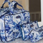 Camouflage Company 3 Piece Cosmetic Bag Set