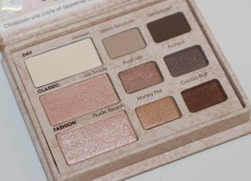 Too Faced Natural Eye Palette Review Swatches Amp Photos