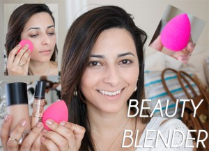 Beauty Blender First Impressions Review & Demo