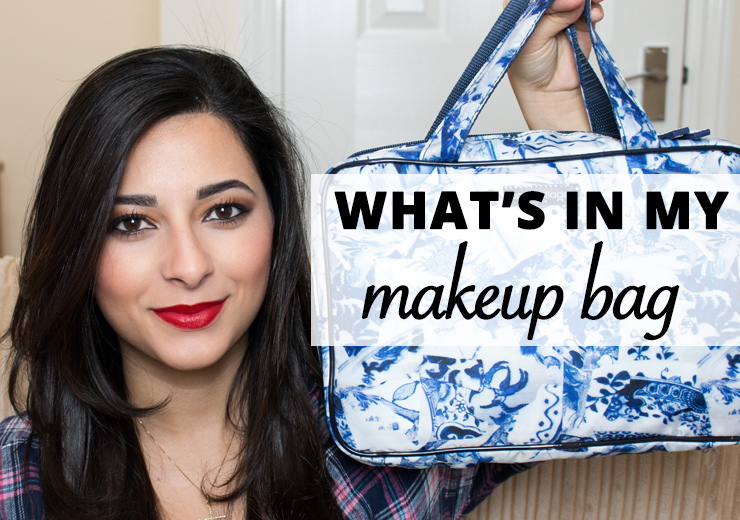 What's In My Makeup Bag 2015 – Recent Beauty Favourites