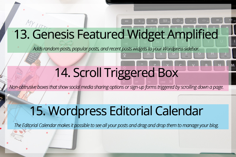 Best WordPress Plugins for Blogs - Top 15 Essential Plugins