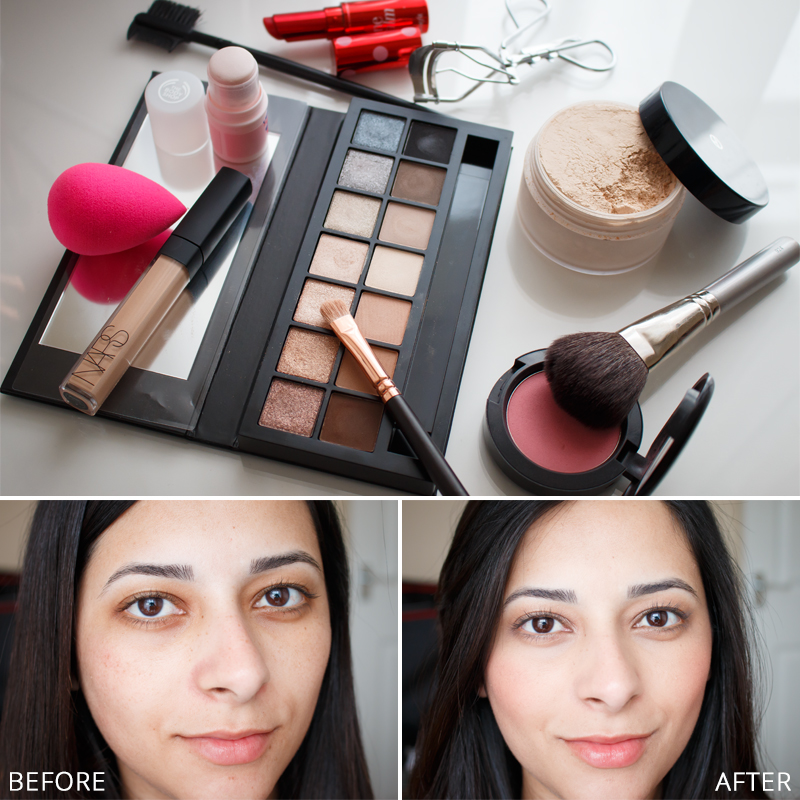 Fresh Face Makeup (Step by Step Tutorial)