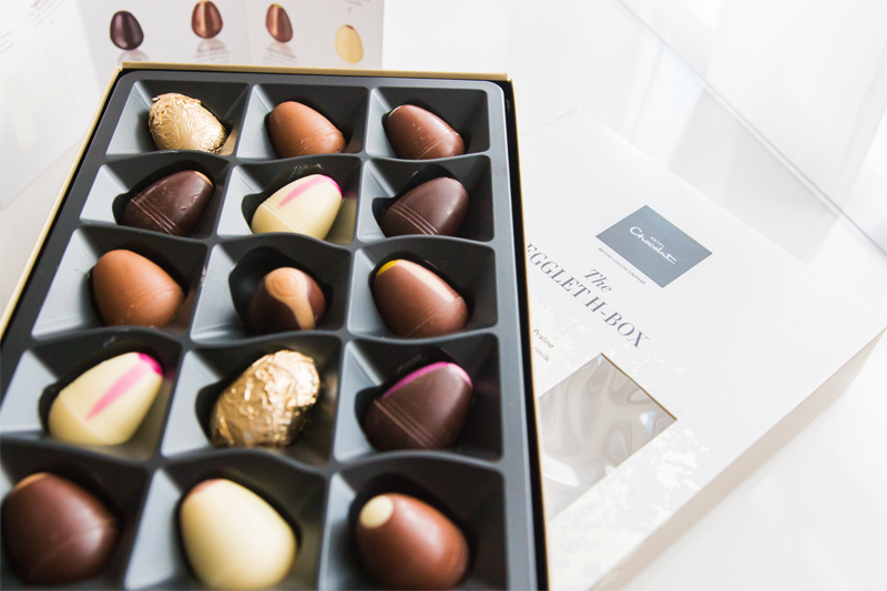 Hotel Chocolat Easter Egg The Egglet H Box