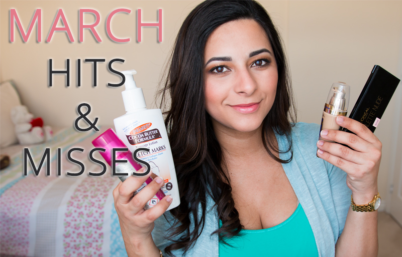March 2015 Favourites - Hits and Misses