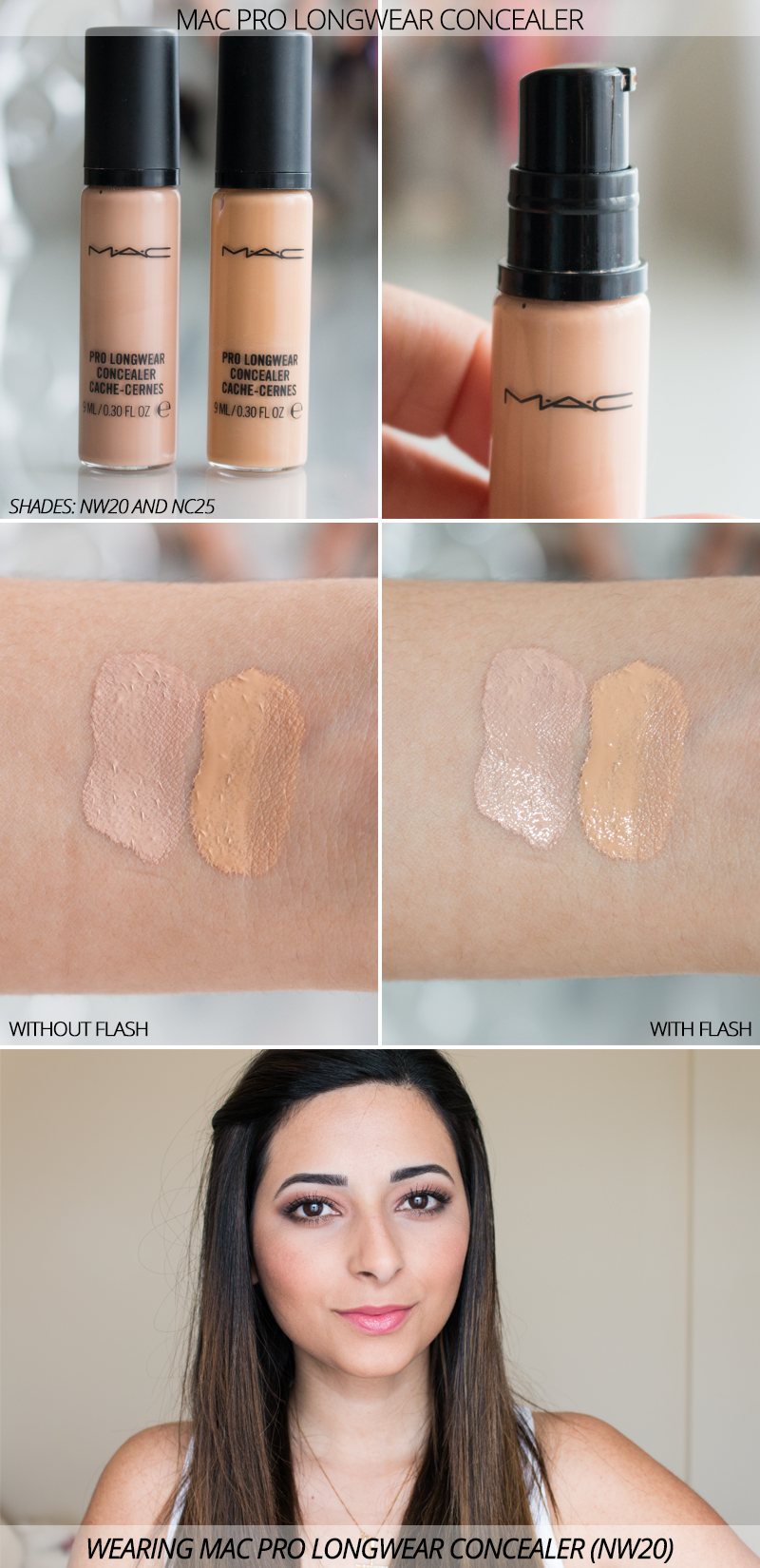 My Top 5 Concealers 2015: Swatches & Photos