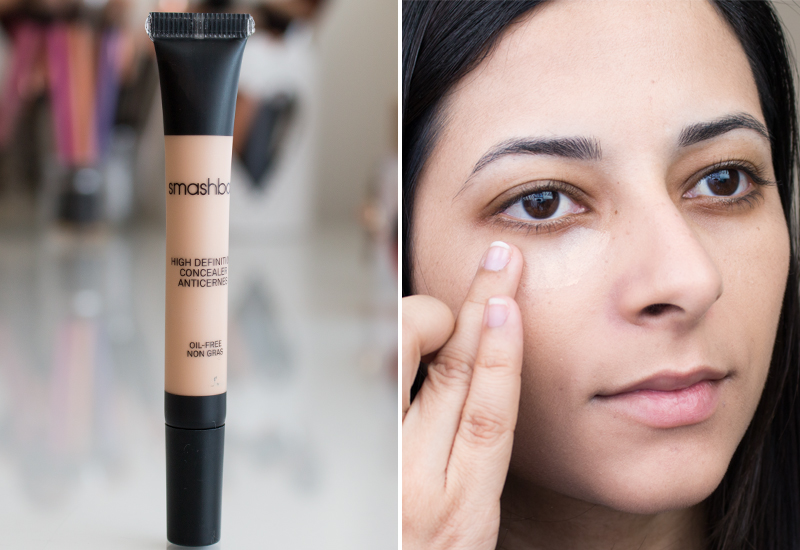Smashbox High Definition Concealer Review Before & After, Swatches, Price and Shades