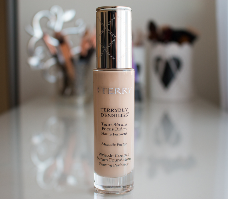 By Terry Terrybly Densiliss Foundation Review Shade 7 Golden Beige