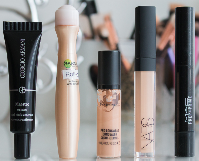 My Foundation and Concealer Shades - Concealer Shades for Olive Skin Tones