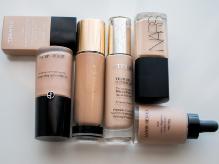 My Foundation and Concealer Shades - Foundations and Concealer Shades for Medium Olive Skin Tones