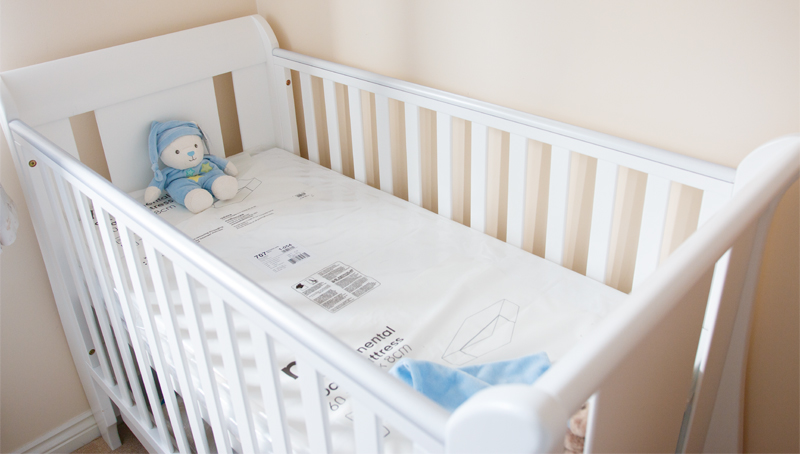 Tutti Bambini Katie Cot Bed Sleigh Review