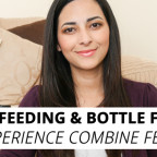 Breastfeeding and Bottle Feeding: My Experience Combine Feeding