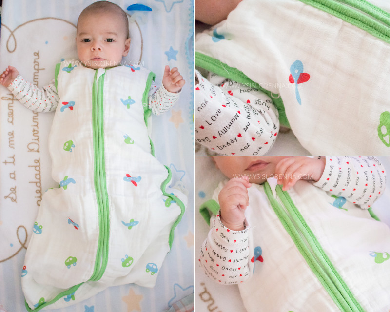 Slumbersac Muslin Sleeping Bag for Babies Review