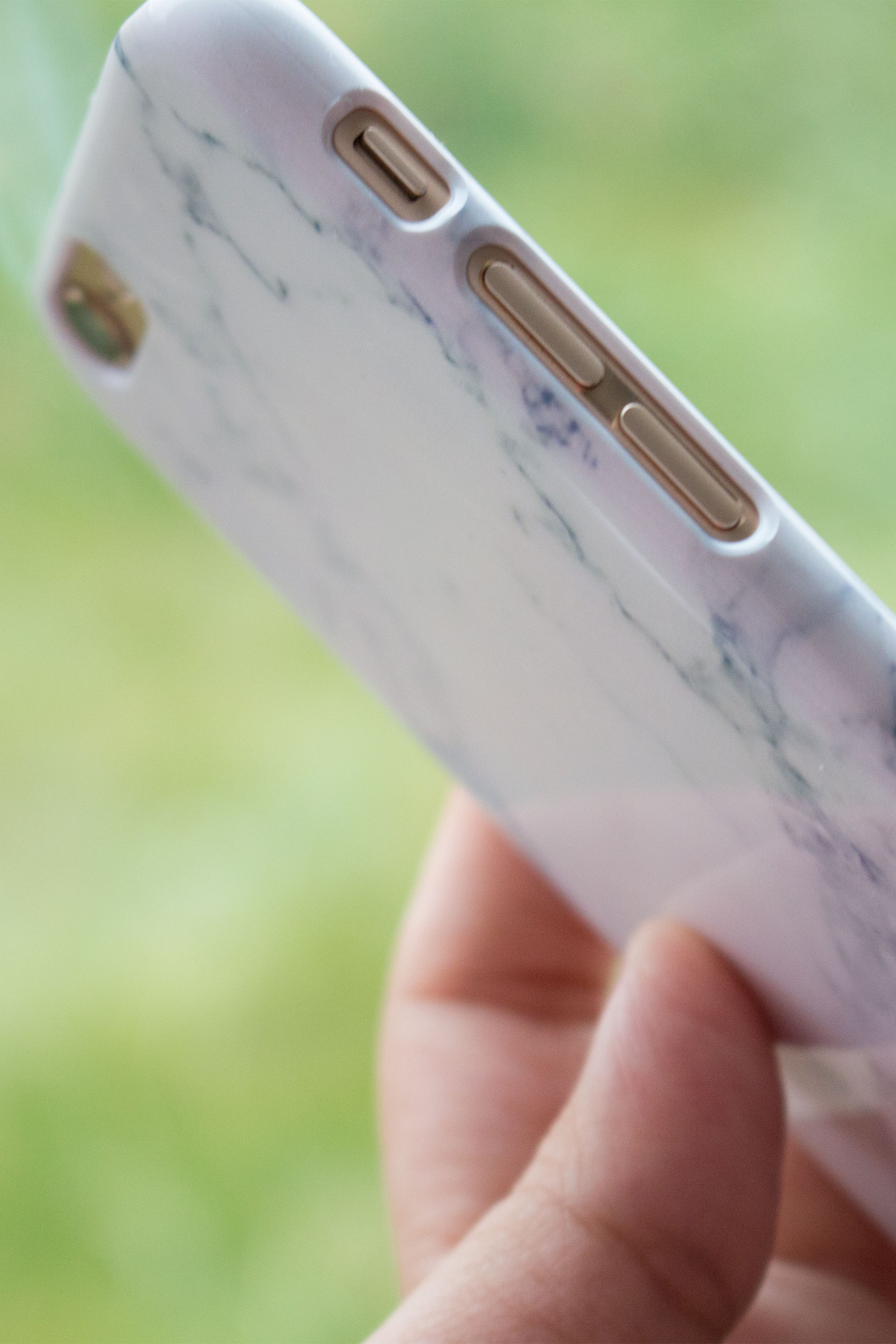 Marble iPhone Case from Wrappz
