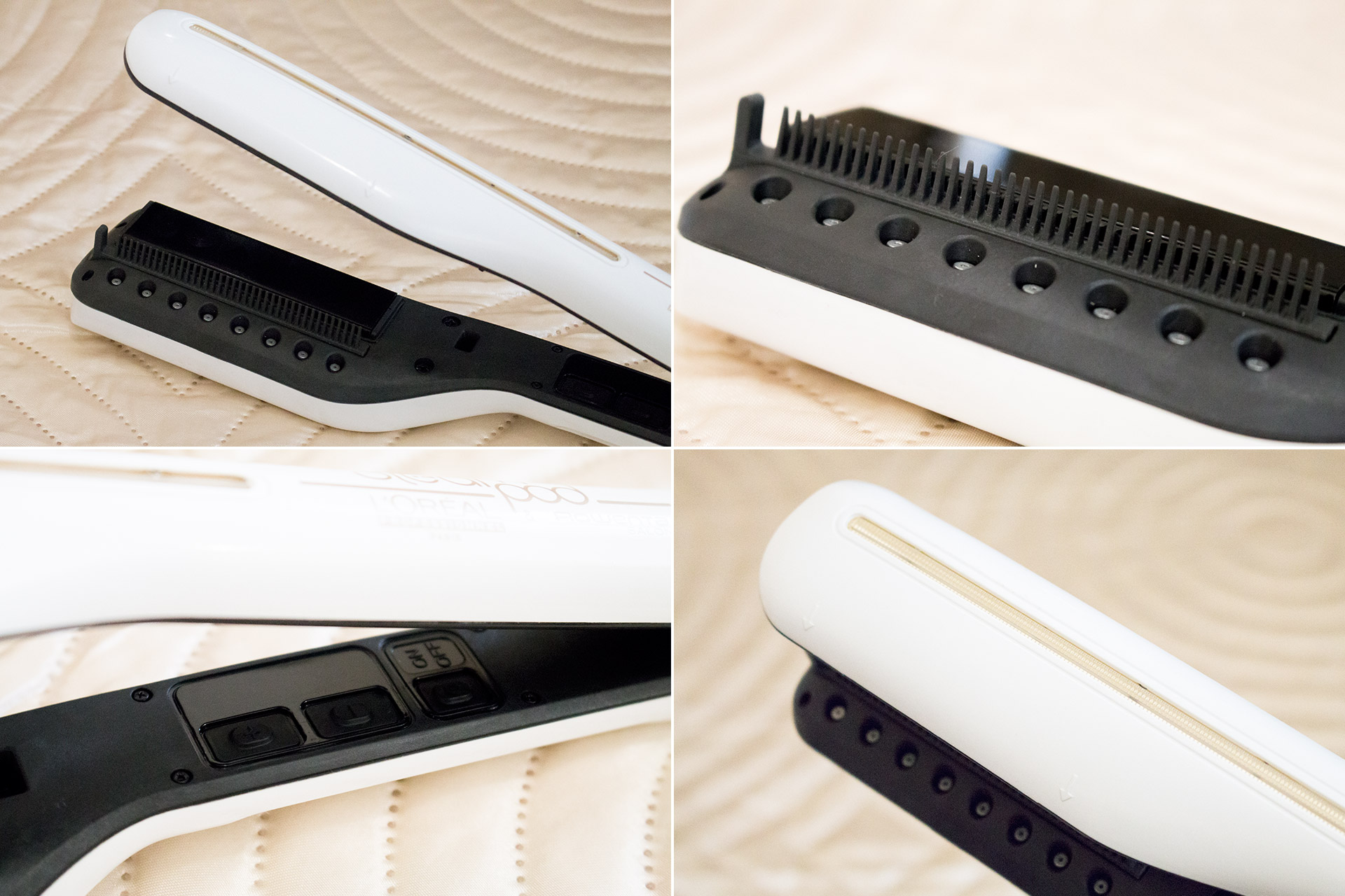 review l 39 oreal steampod 2 0 straightener before after. Black Bedroom Furniture Sets. Home Design Ideas