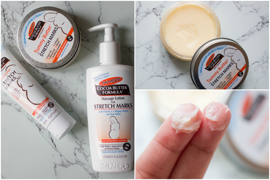 My Pregnancy Highlights - Stretch Marks Cream