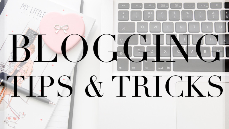 My Top 5 Blogging Tips and Tricks from 5 Years of Experience