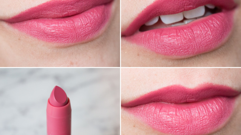 Soap and Glory Sexy Mother Pucker Matte Lip (Review & Swatches)