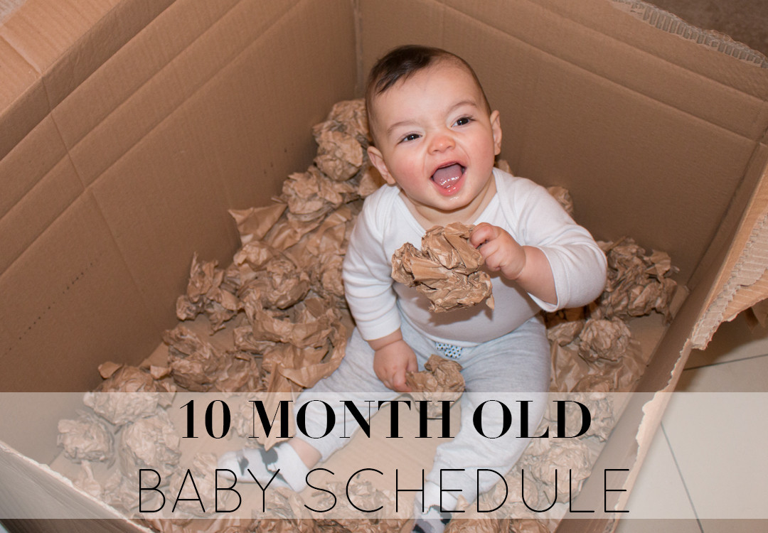 10 Month Old Baby Schedule and Routine - Naps, Solid Foods, Milk Feeds,  Daily Amounts and Sleep Training [www.ysislorenna.com]