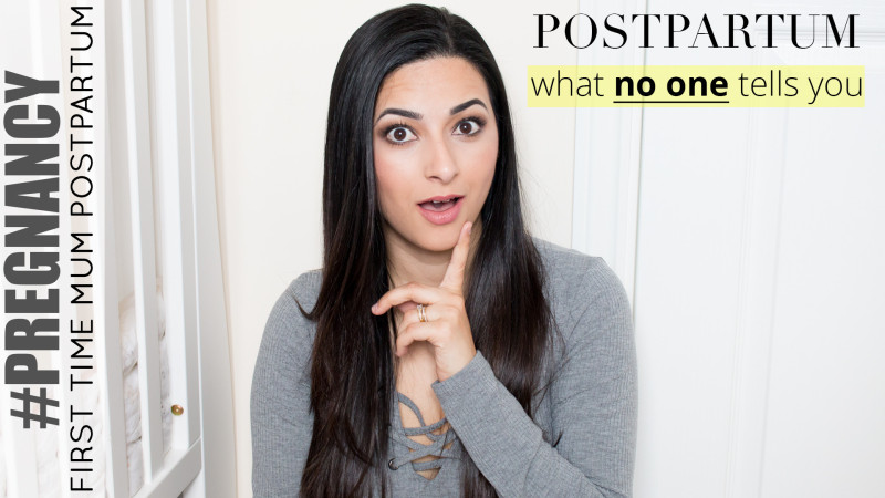 First Time Mum Postpartum: What No One Tells You
