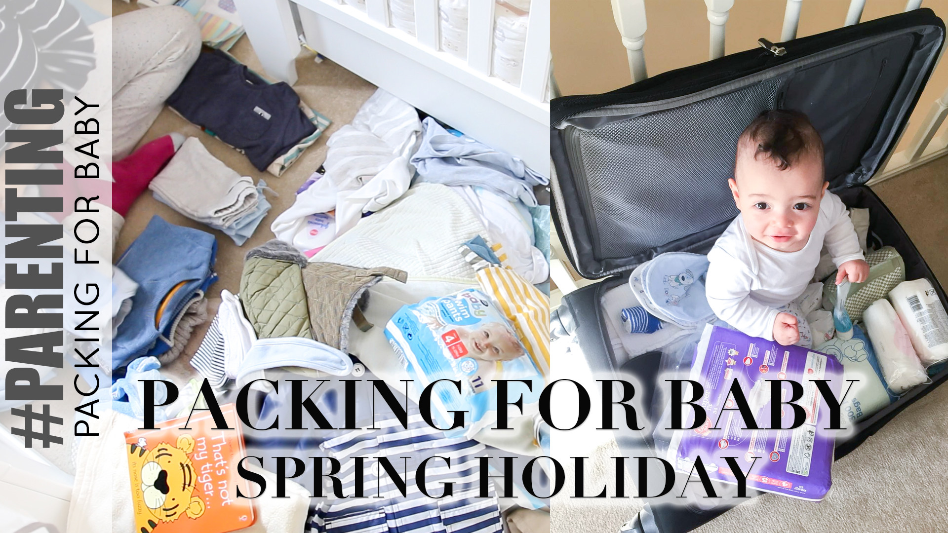 Packing for Baby: Spring Holiday (FULL PACKING LIST) - www.ysislorenna.com