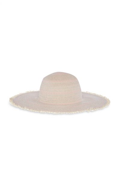 Primark Metallic Straw Hat